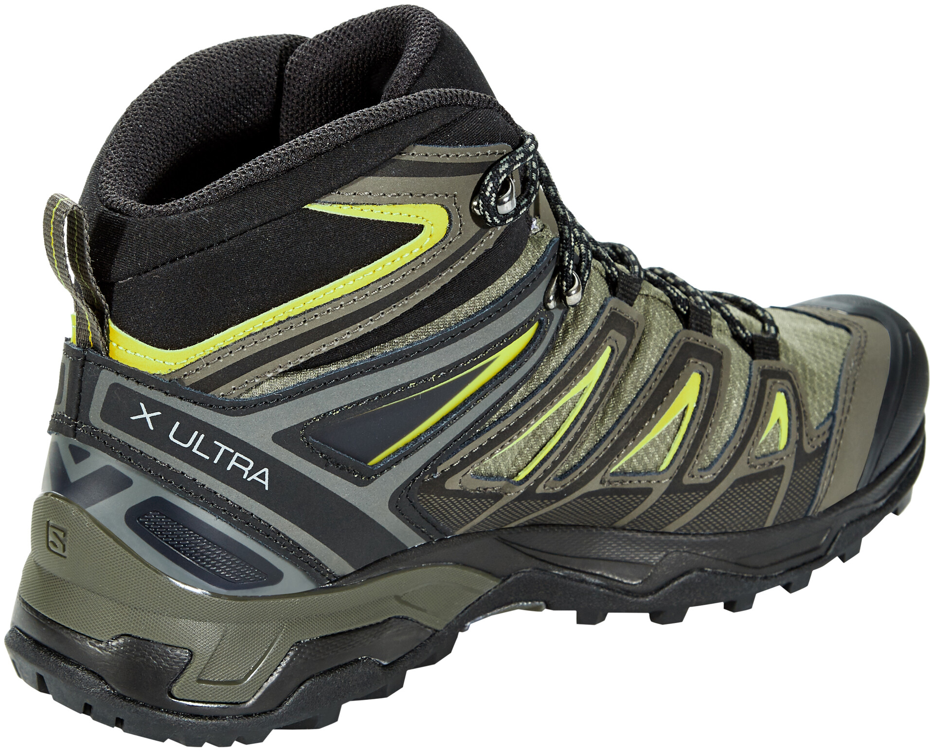 Mid Gtx X Salomon Ultra Grayblackgreen Sulphur 3 Herren Shoes Castor wTOPXikZu